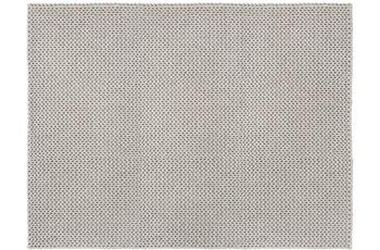 Wohn Idee Handwebteppich Morten, greige 120 cm x 170 cm