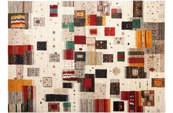 Zaba Gabbeh-Teppich Lorri Fino N-512 mehfarbig 120 x 180 cm