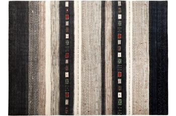 Zaba Gabbeh-Teppich Lorri Fino N-522 mehrfarbig 120 x 180 cm