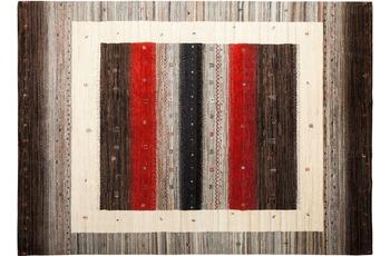 Zaba Gabbeh-Teppich Lorri Fino N-526 mehrfarbig 120 x 180 cm