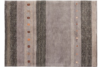 Zaba Gabbeh-Teppich Spirit N-2030 grey 120 x 180 cm