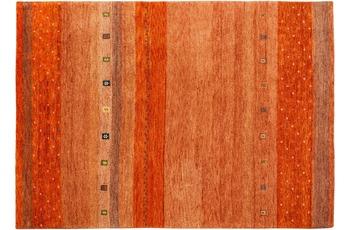 Zaba Gabbeh-Teppich Spirit N-2030 terra 90 x 160 cm