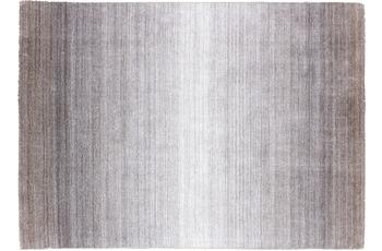Zaba Loribaft-Teppich Laria beige/ silber