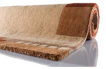 Zaba Nepalteppich Kabru beige 120 cm x 180 cm