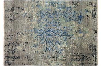Zaba Teppich Excellence grau 90 x 160 cm