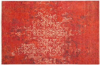 Zaba Teppich Excellence rot 140 x 200 cm
