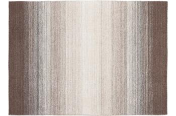 Zaba Gabbeh-Teppich Marbella baun 90 x 160 cm