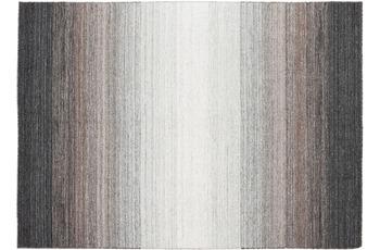 Zaba Gabbeh-Teppich Marbella grau 90 x 160 cm