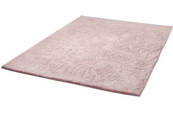 Zaba Fell-Teppich Roger rosa
