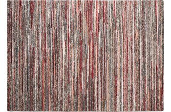 Zaba Teppich San Remo natural/ rot