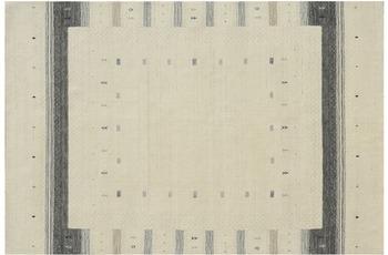 Zaba Gabbeh-Teppich Weavy N-02 beige 120 x 180 cm