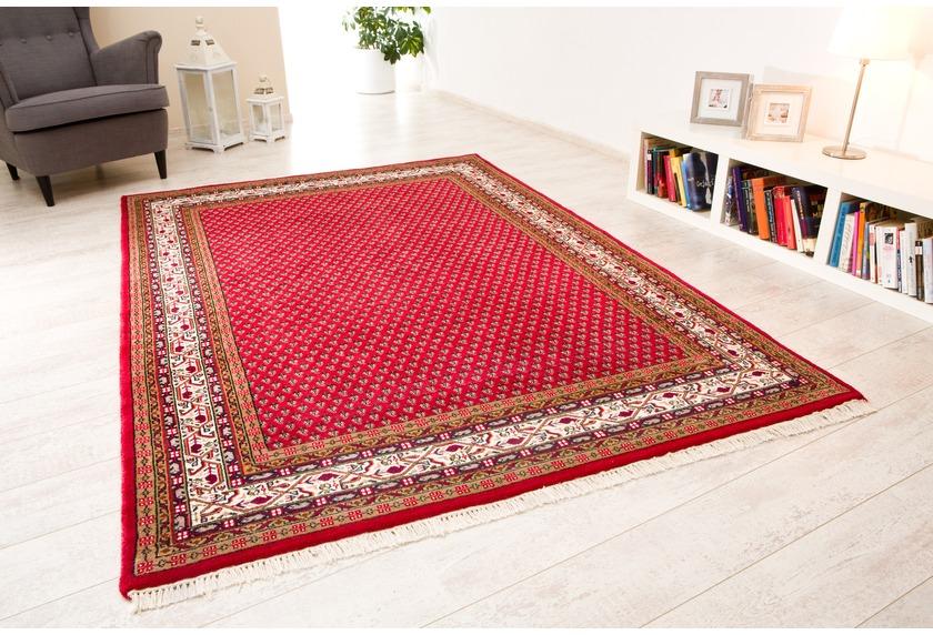 Oriental Collection Mahal Mir rot, Orientteppich