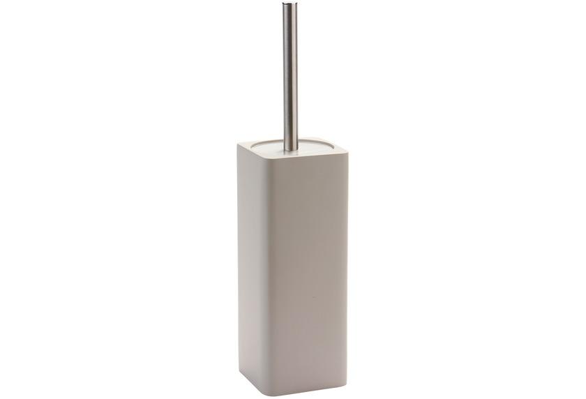 Aquanova ONA WC-Bürstengarnitur 93 grau-beige 9,7 x 9,7 x 38 cm