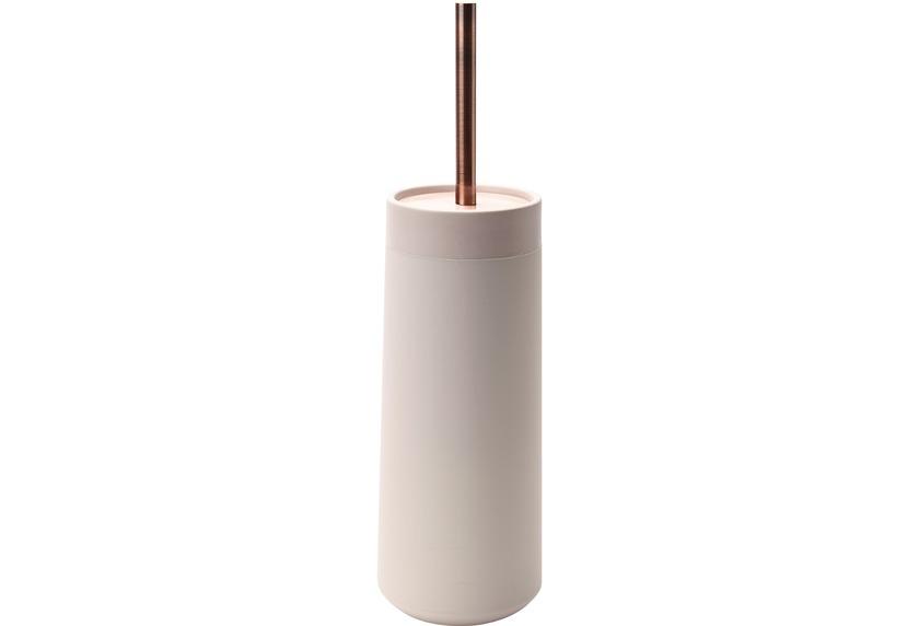 Aquanova OPACO WC-Bürstengarnitur 29 sorbet Ø10,5 x 39 cm