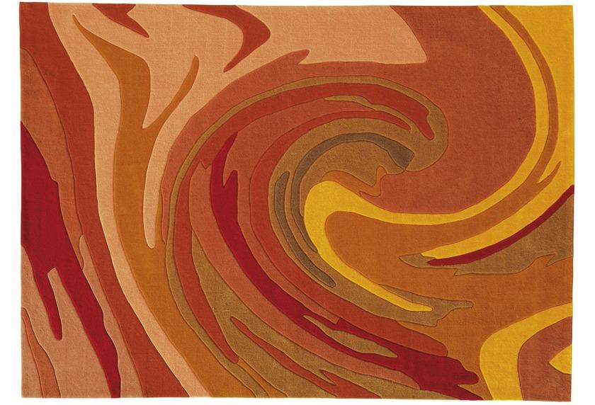 arte espina joy 4018 29 orange designerteppich teppich bei tepgo kaufen versandkostenfrei. Black Bedroom Furniture Sets. Home Design Ideas