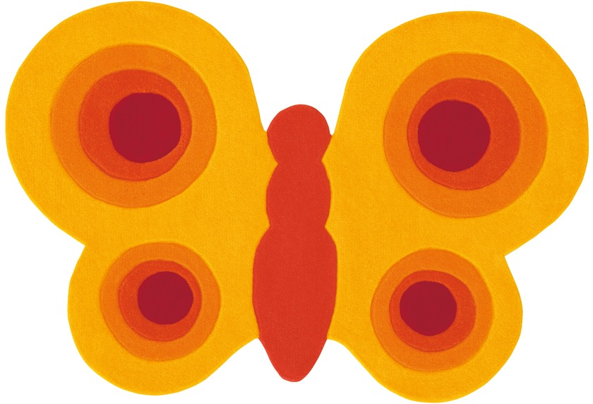 Arte Espina Kinder-Teppich JOY 4032 gelb