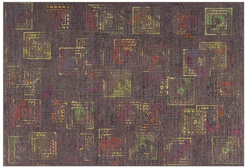 Arte Espina Teppich Atelier 4477 Multi