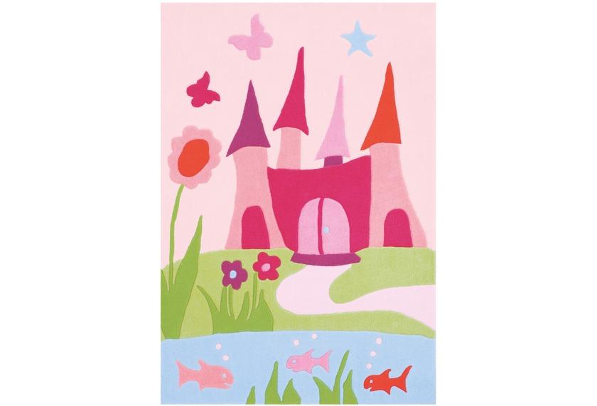 Arte Espina Teppich Joy 4052 Rosa 110 x 160 cm