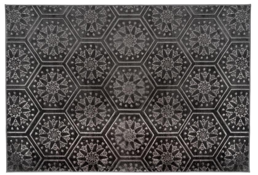 Arte Espina Teppich Monroe 200 Anthrazit