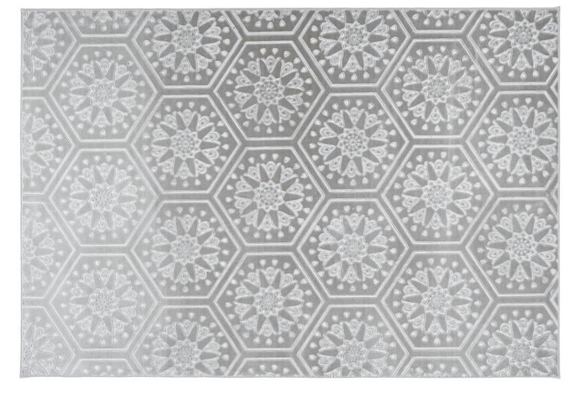 Arte Espina Teppich Monroe 200 Grau / Blau