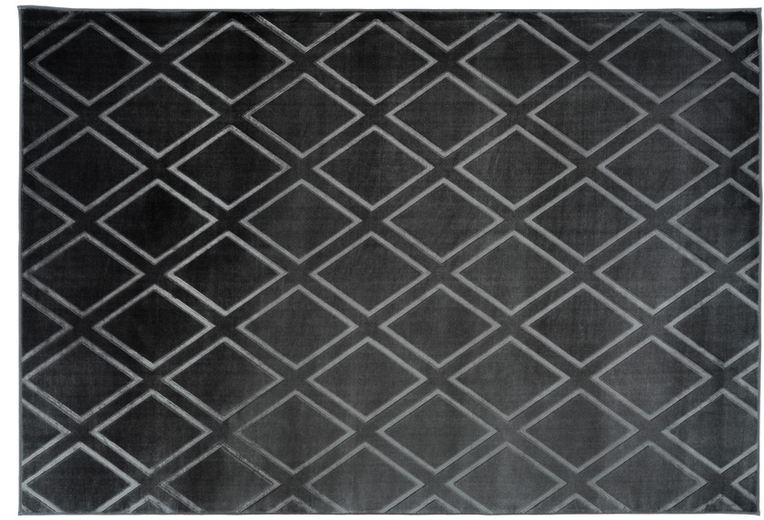 Arte Espina Teppich Monroe 300 Anthrazit