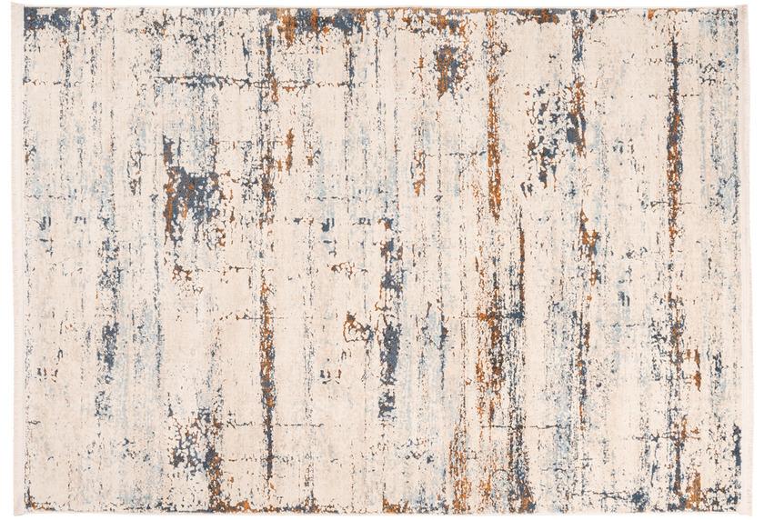 Arte Espina Teppich Palace 300 Grau / Rostrot