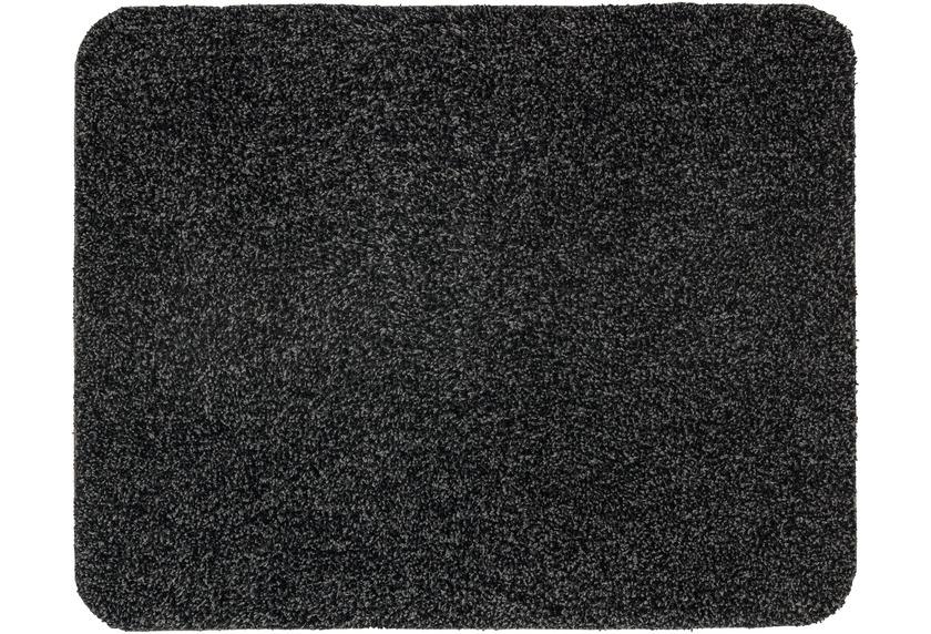 Astra Fussmatte Entra Saugstark schwarz 60x75cm