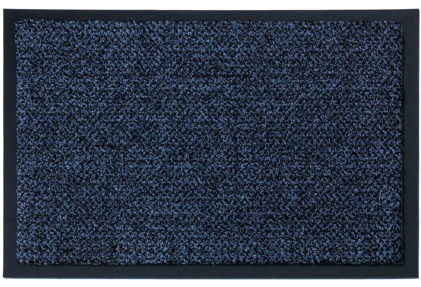 Astra Fussmatte Graphit blau