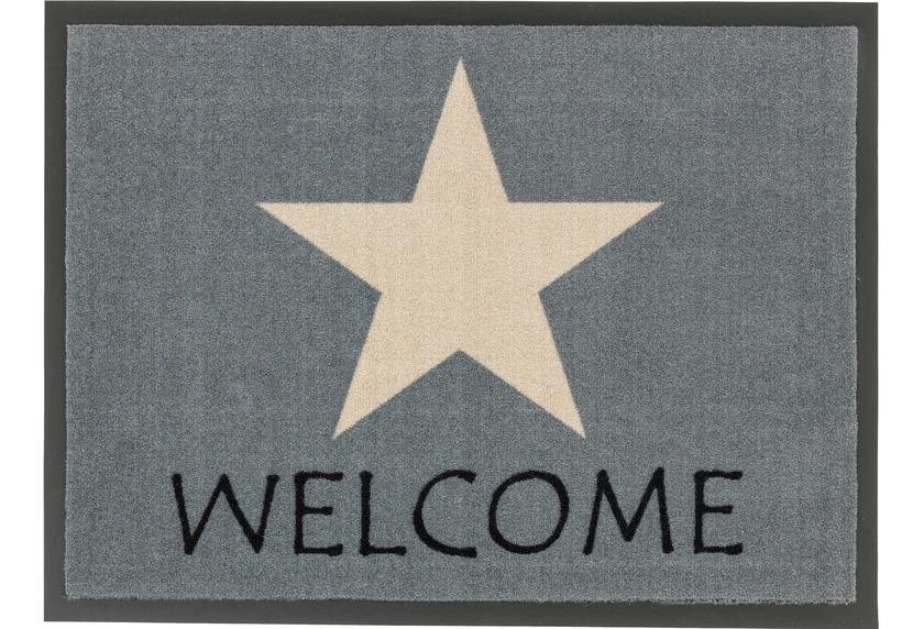 Astra Fussmatte Homelike Stern Welcome gr 50x70