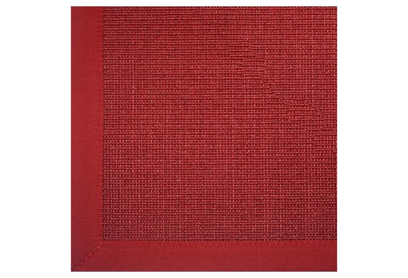 astra sisal teppich manaus col 11 rubin teppich sisalteppich bei tepgo kaufen versandkostenfrei. Black Bedroom Furniture Sets. Home Design Ideas