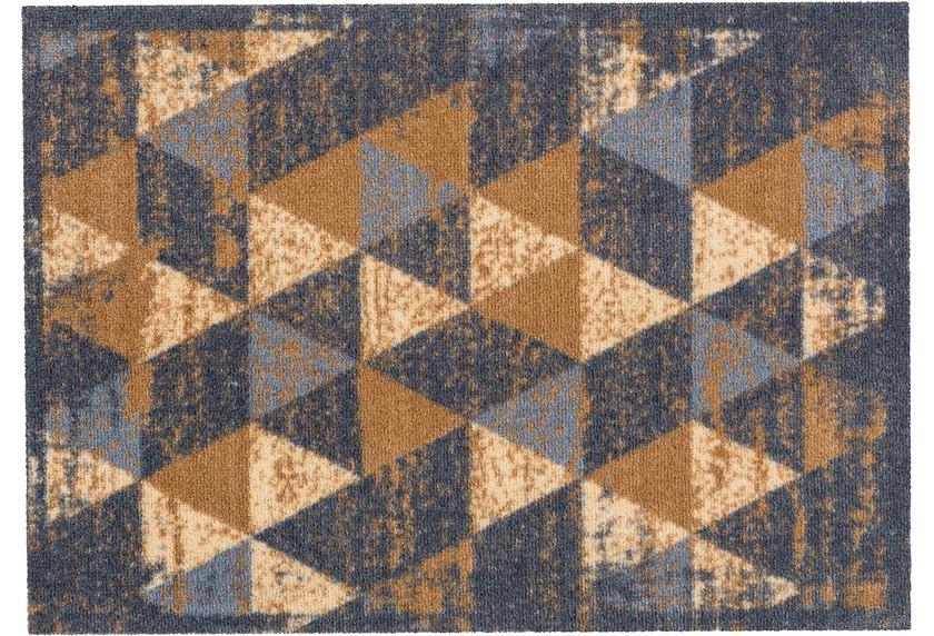 Astra Miabella Design 716, Colour 040 Dreiecke grau-braun 50 x 150 cm