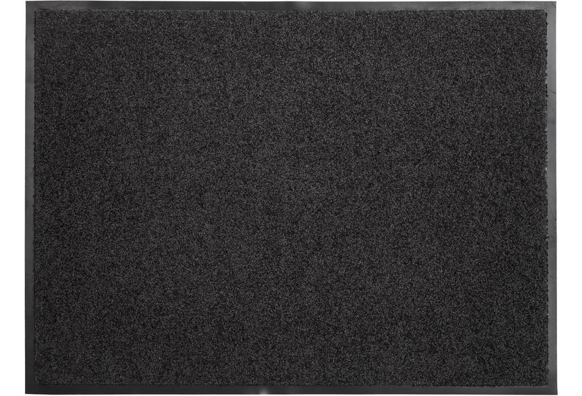 Astra Proper Tex Uni schwarz, inkl. Schnittkantenkonfektion