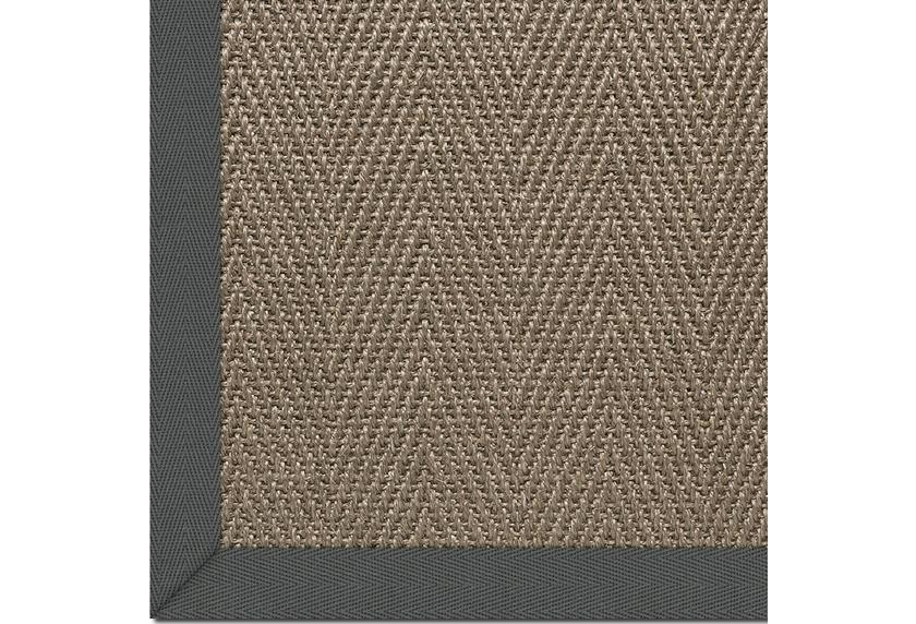 astra sisalteppich caracas col 66 braun teppich sisalteppich bei tepgo kaufen versandkostenfrei. Black Bedroom Furniture Sets. Home Design Ideas