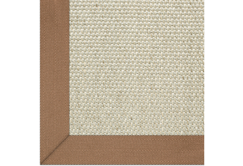 Astra Sisalteppich Santiago 042 silber mit ASTRAcare Fleckenschutz