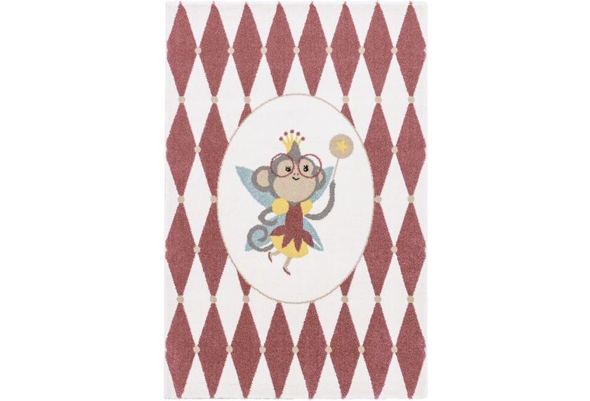 Astra Teppich Bambica Design 171, Farbe 007 Prinzessin