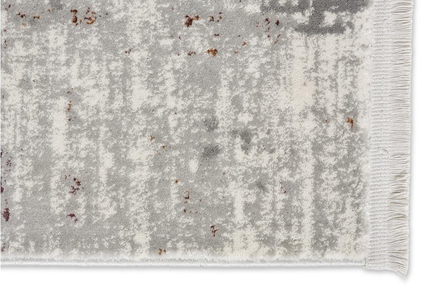 Astra Teppich Chloe D.213 C.099 Kästchen grau/bunt