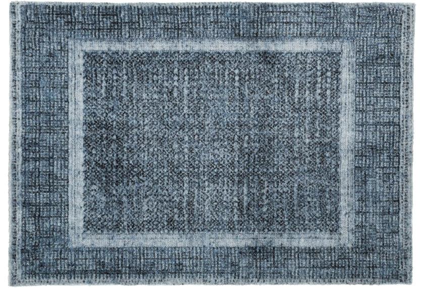 Barbara Becker Fußmatte b.b Square true blue