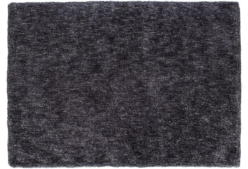 barbara becker hochlor teppich touch schwarz teppich hochflor teppich bei tepgo kaufen. Black Bedroom Furniture Sets. Home Design Ideas