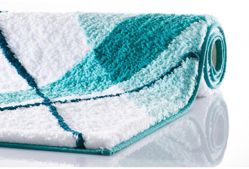 batex badteppich chlo gr n badteppiche bei tepgo kaufen versandkostenfrei. Black Bedroom Furniture Sets. Home Design Ideas