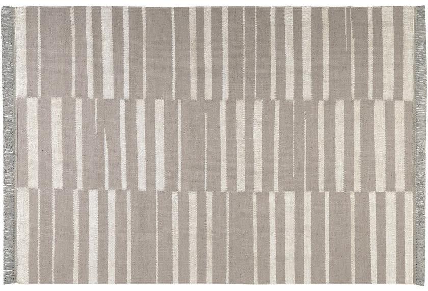 carpets&co. Teppich Skid Marks GO-0009-02 natur