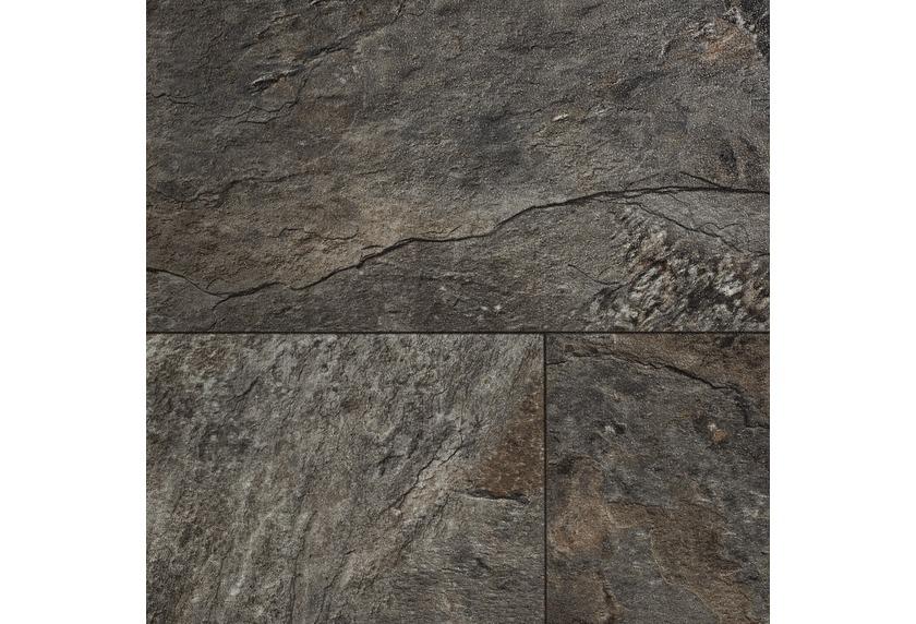 Hometrend pvc boden ela korfu grau bodenbel ge bei tepgo for Boden gutscheincode