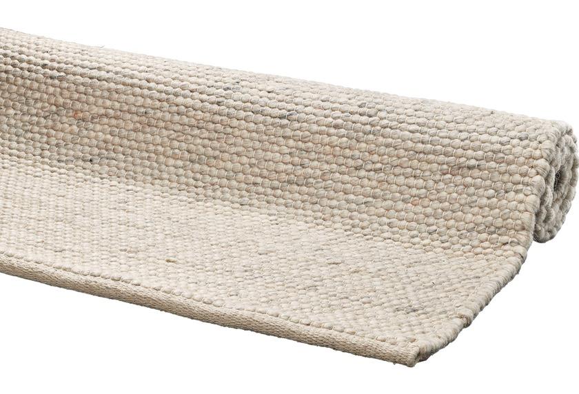 DEKOWE Handwebteppich Amodian elfenbein