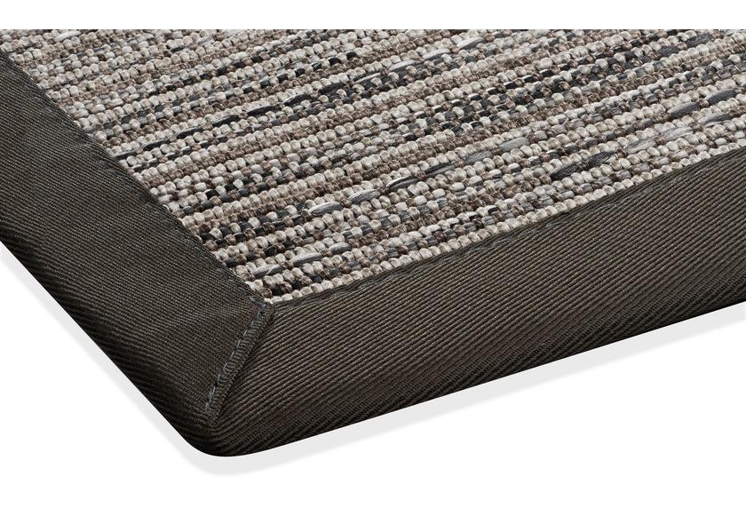 dekowe naturino effekt anthrazit teppich outdoorteppiche. Black Bedroom Furniture Sets. Home Design Ideas