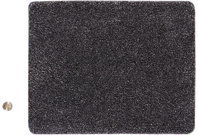 DEKOWE Teppich Kasai, 004 anthrazit Wunschmaß