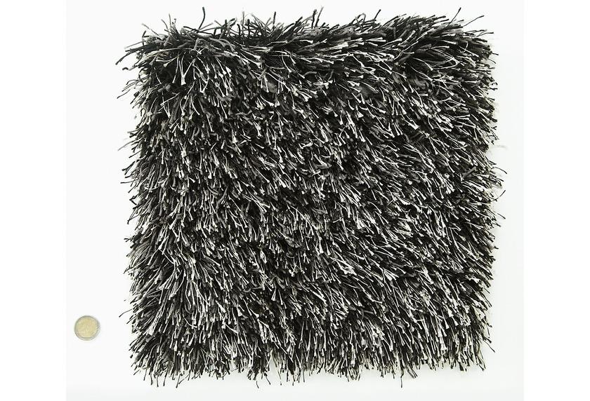 Kelii Hochflor-Teppich Elias 24 Anthrazit