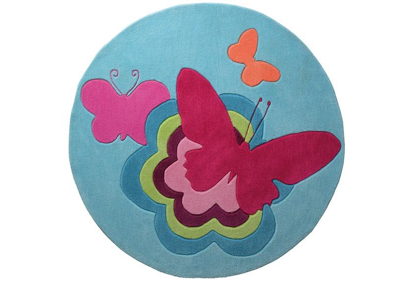 ESPRIT Kinderteppich Butterflies ESP-3811-01
