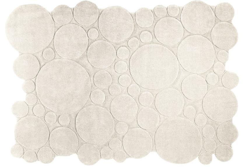 ESPRIT Teppich, Circle ESP-2818-01 weiss