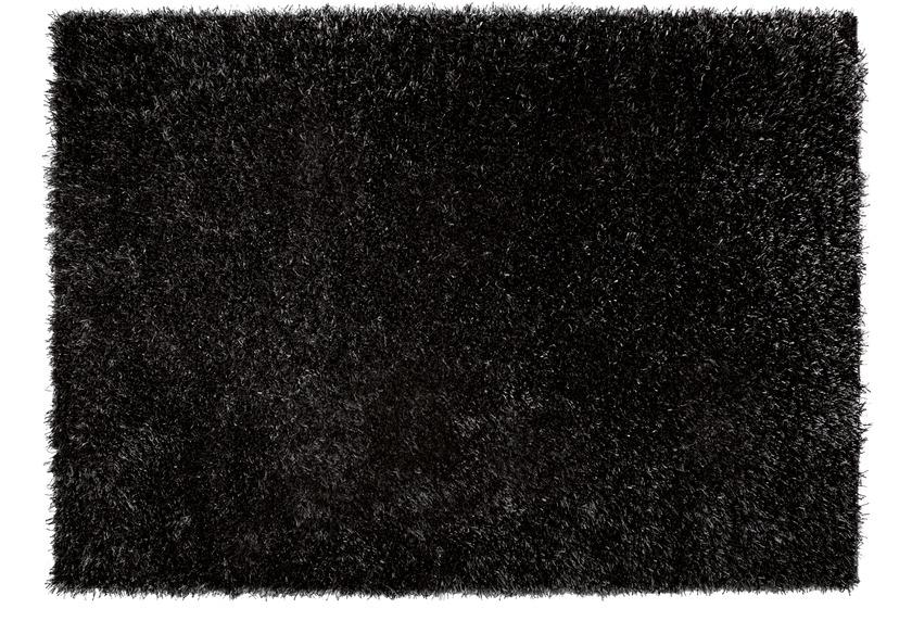 ESPRIT Hochflor-Teppich Cool Glamour ESP-9001-09 schwarz