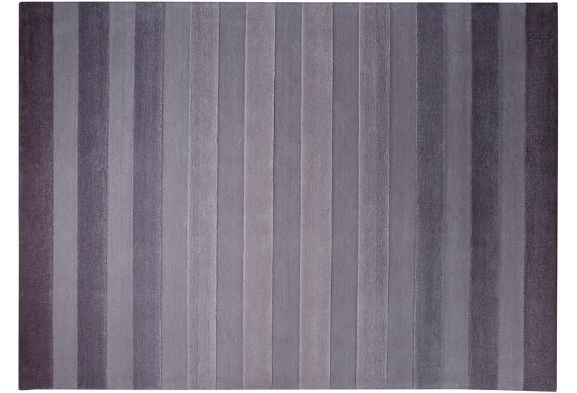 ESPRIT Teppich, Cross Walk ESP-3103-01 grau
