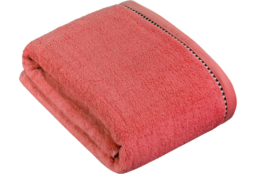 """ESPRIT Frottierserie \""""Box Solid\"""" coral"""
